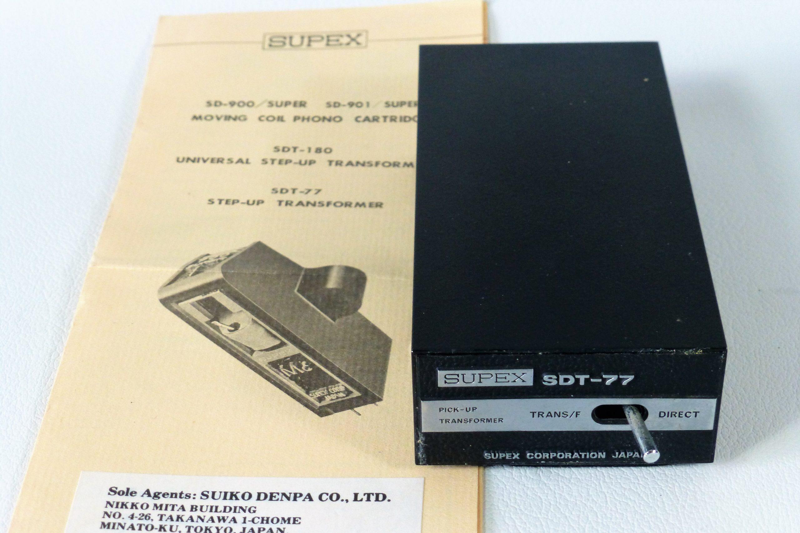 Supex SDT-77